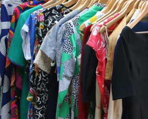 Make money from vintage clothing