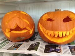 Halloween Pumpkins- Recipes for Pumpkin Seeds