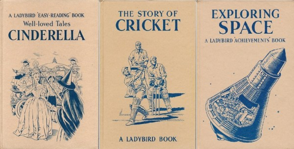 Ladybird Books - First Editions