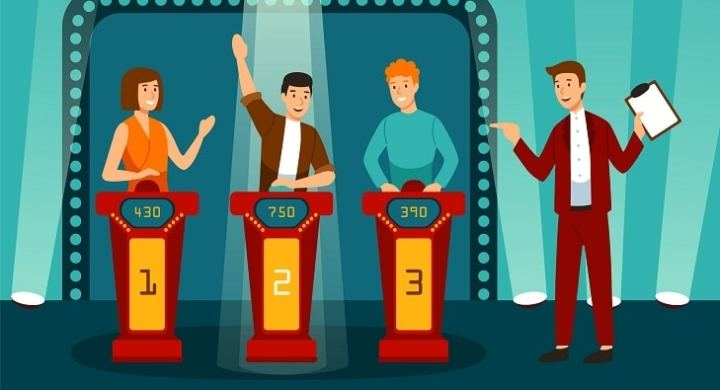 Make money by creating a TV game show format