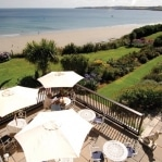 holiday, hotel, cornwall, beach, umbrella, relax, unwind, countryside, posh
