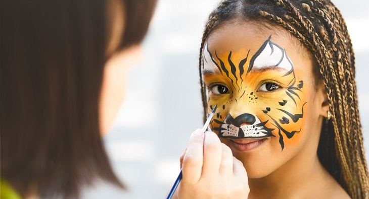 5 ways to make money face painting