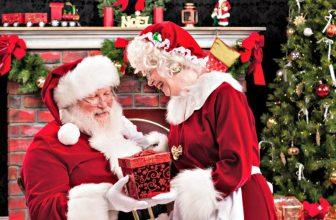 Make money as Santa
