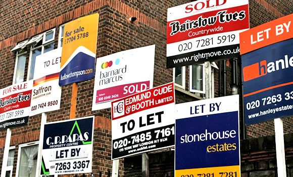The big buy-to-let hotspots in Britain