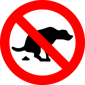 moneymagpie_no-dog-waste-poo-sign-warning