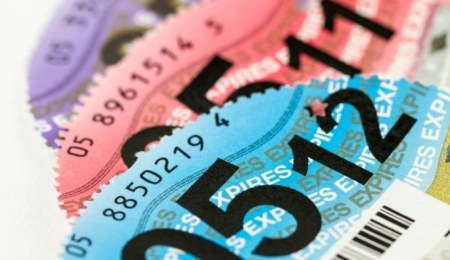 Make up to £1,000 with your old tax disc