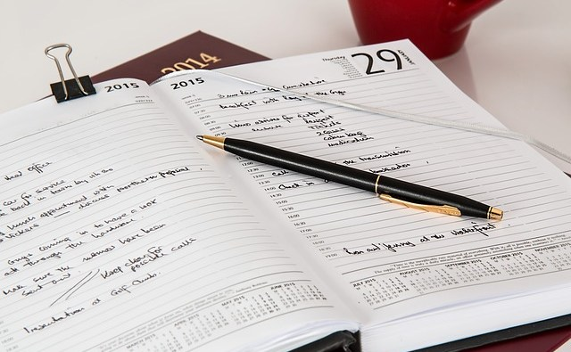 Take control with a spending diary