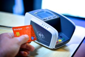 Save time and hassle with contactless payments.