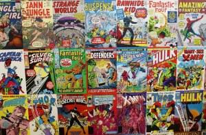 make money collecting comics