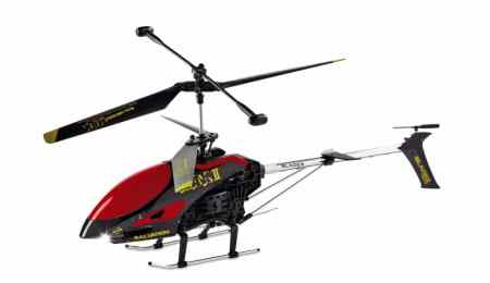 Salvation MAX II helicopter – good fun!!