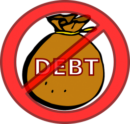 Why debt consolidation isn't a way out of debt