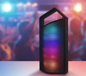 KitSound DanceFloor LED Speaker review