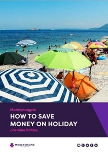 How to save money on holiday eBook
