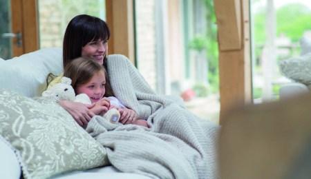 Winter warmers: One room heating