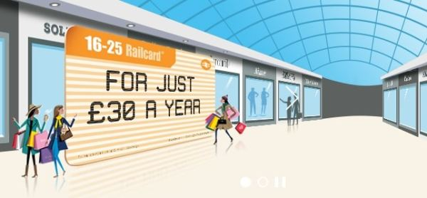 Railcard Graphic