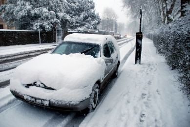 Winter car care: save money and stay...