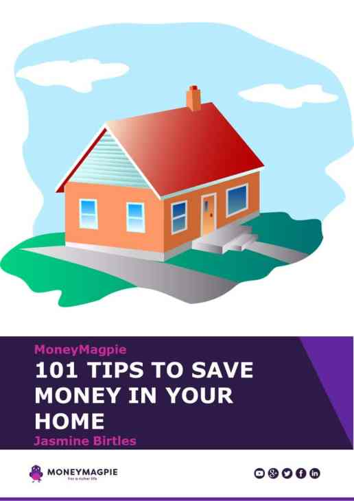 MoneyMagpie save money in your home