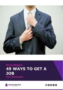 ways to get a job