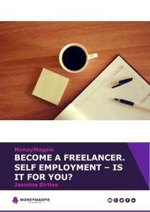 MoneyMagpie - Become a freelancer