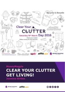 clear your clutter day