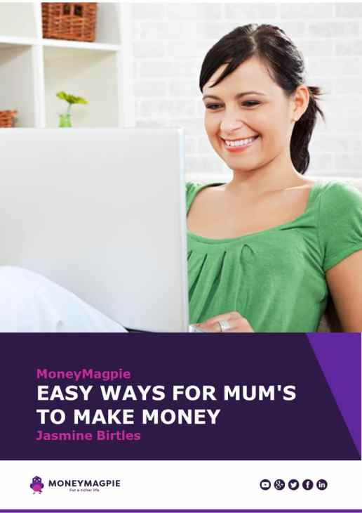easy ways for mums to make money