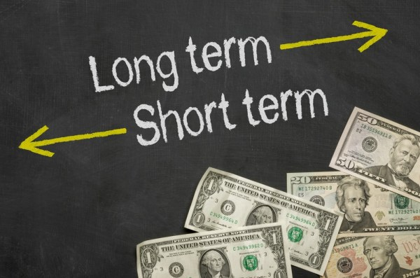 Long term short term graphic