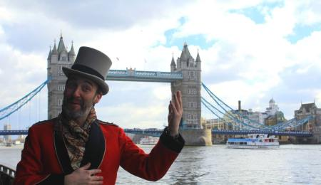 London Thames Cruise with Shakespeare – review