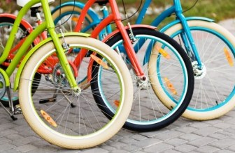 Buy a Bicycle - Coloured Bicycles