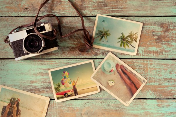 Holiday Polaroids
