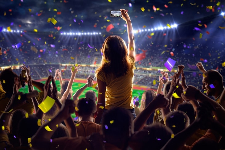 How to make money from sporting events