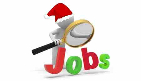Make money for Christmas: Christmas jobs available...