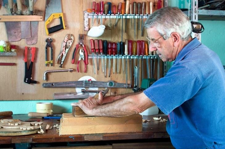 Home repairs in retirement