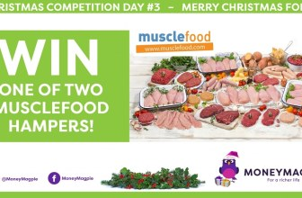 Day 3 – Win one of two Musclefood Hampers