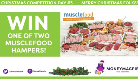 Day 3 – Win one of two...