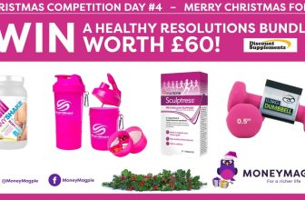 Day 4 – Win a Healthy Resolutions Bundle worth £60