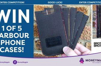 Win 1 of 5 Barbour iPhone Cases