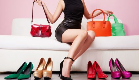 Make money selling your designer clothes and...