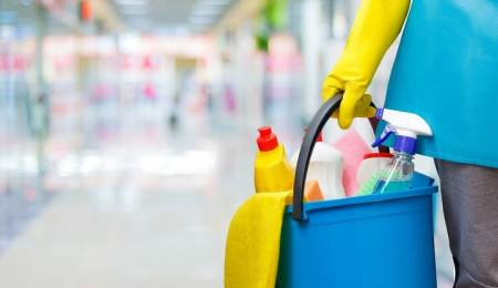 How to set up your own cleaning business