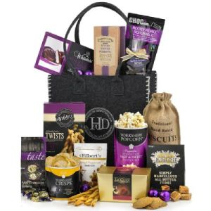 christmas hamper, chocolate hamper, christmas present