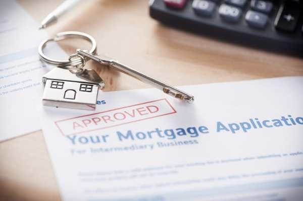 Mortgage approval letter