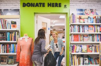 Why you should de-clutter and donate this Spring