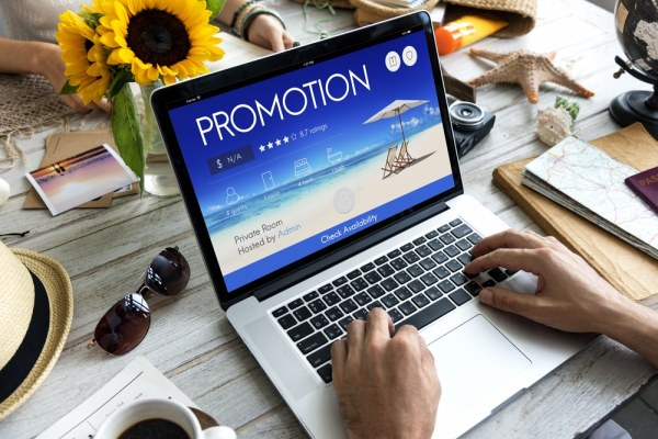Travel/Holiday promotion site online