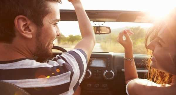 Saving money on a purchase through car hire