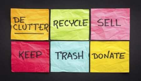 The social benefits of decluttering