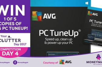 Day 4 – Win 1 of 5 copies of AVG...