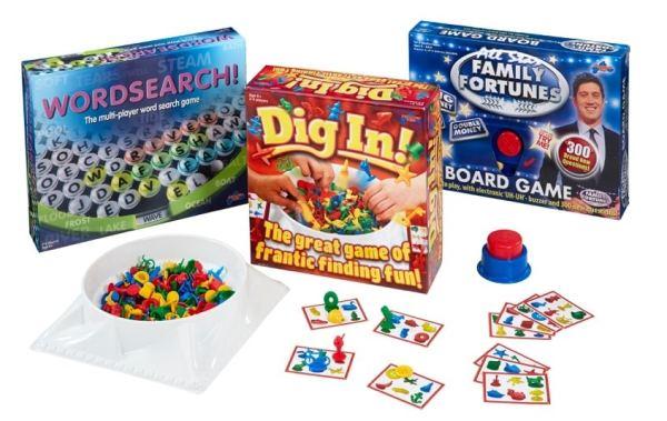 Drumond Park Board Game Bundle