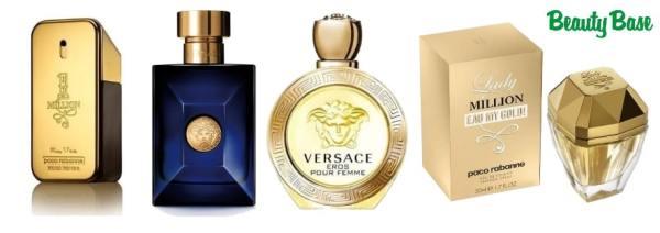 Beauty Box Perfume bundle