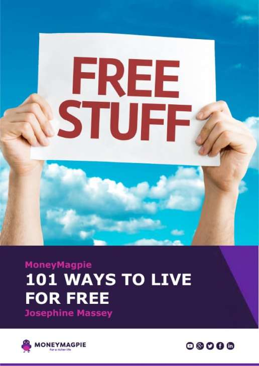 Sign-up to our freebies newsletter and get a free eBook - '101 Ways to Live for Free'