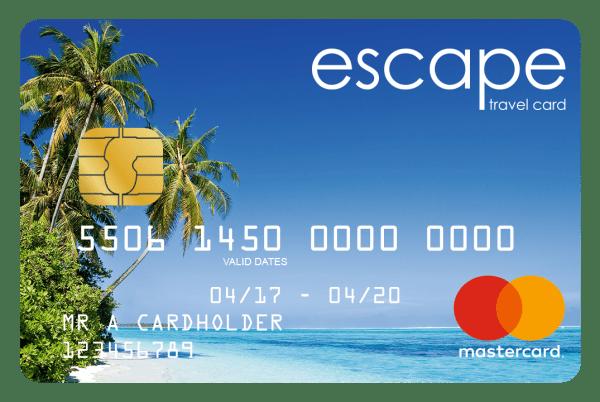 escape Travel Card