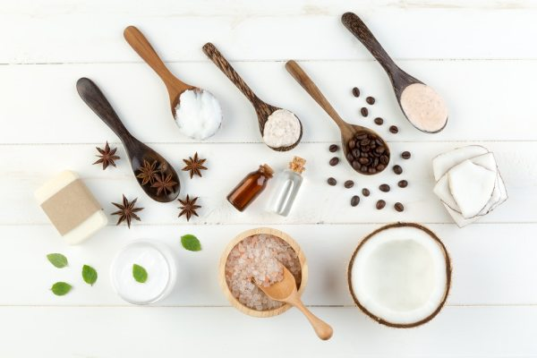 Ingredients for making cosmetics